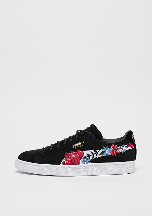 Puma Suede Hyper Embelished puma black-puma white