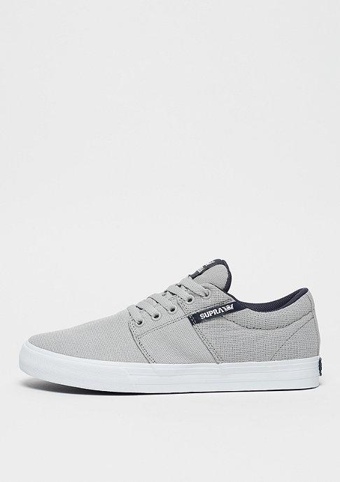 Supra Stacks Vulv II light grey/navy/white