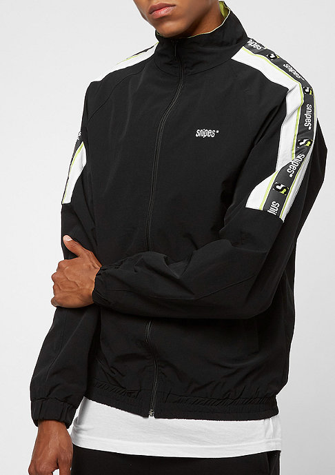 SNIPES Tape Trackjacket black