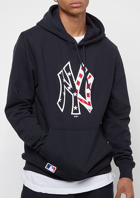 New Era Team Print NBA New York Yankees navy