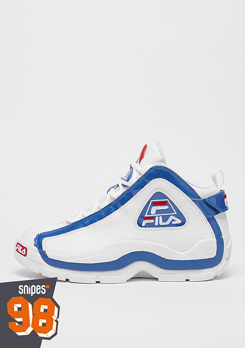 Fila Fila x Snipes The 96 white/strong blue/fiery red