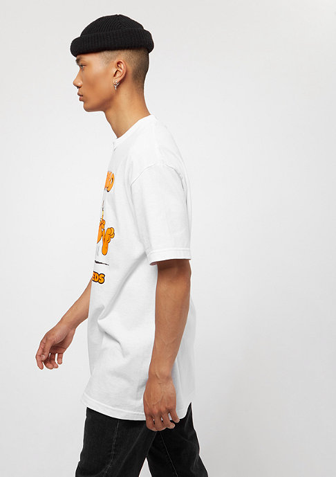 The Hundreds Garfield Chase white