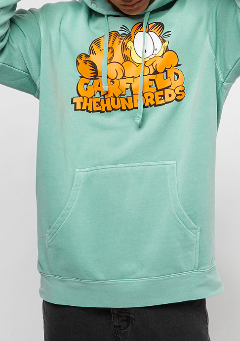 The Hundreds Garfield Original pigment mint
