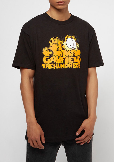 The Hundreds Garfield Stack black