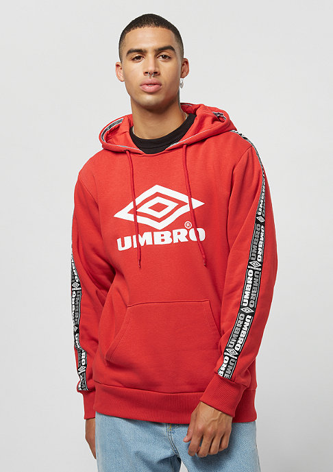 Umbro Taped Oh Hood lava