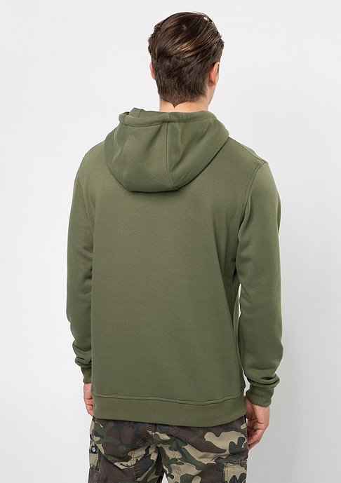 Urban Classics Hooded-Sweatshirt Basic olive