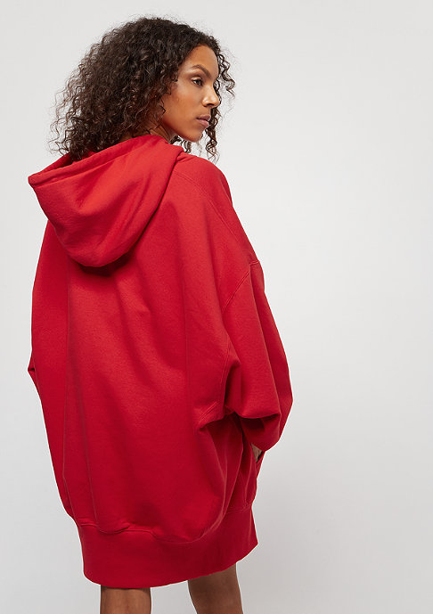 Urban Classics Ladies Long Oversize firered