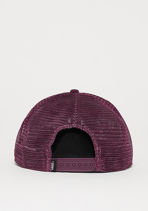 VANS Classic Patch Trucker port royale