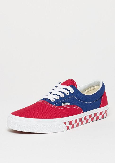 VANS Era (Checkerboard) true blue/red