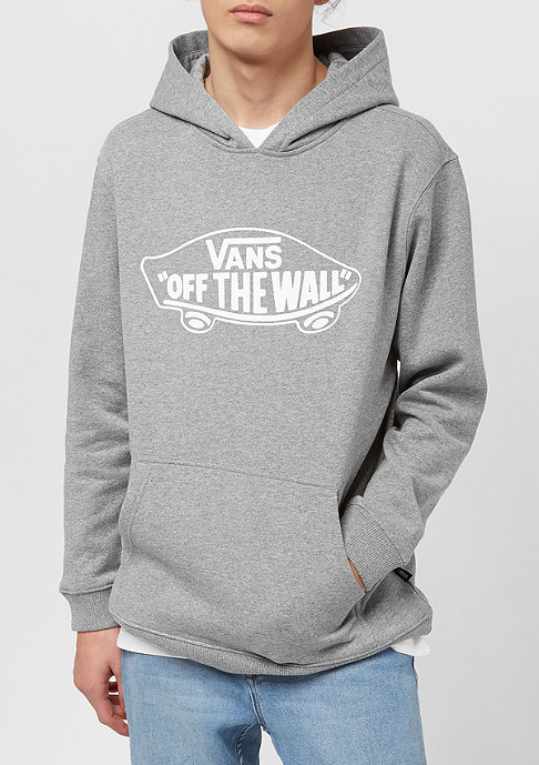 VANS Kids Otw Fleece concrete heather/white outline