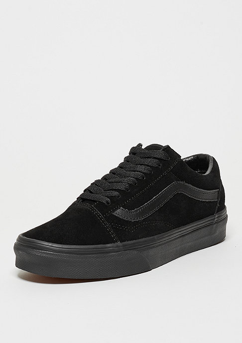 VANS Old Skool black/black/black