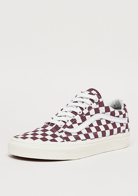 VANS Old Skool Checkerboard port royale/marshmallow