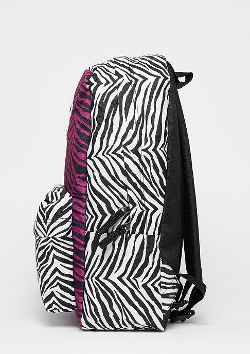 VANS Realm magenta haze/white zebra