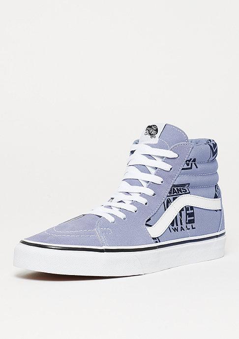 VANS SK8-Hi lavender lustre/black