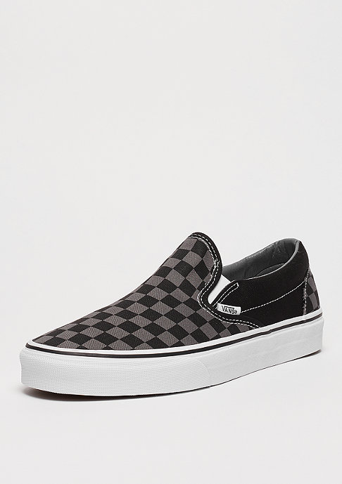 VANS UA Classic Slip-On (Checkerboard) black/pewter checkerboard