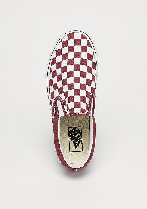 VANS UA Classic Slip-On (Checkerboard) apple butter/truew