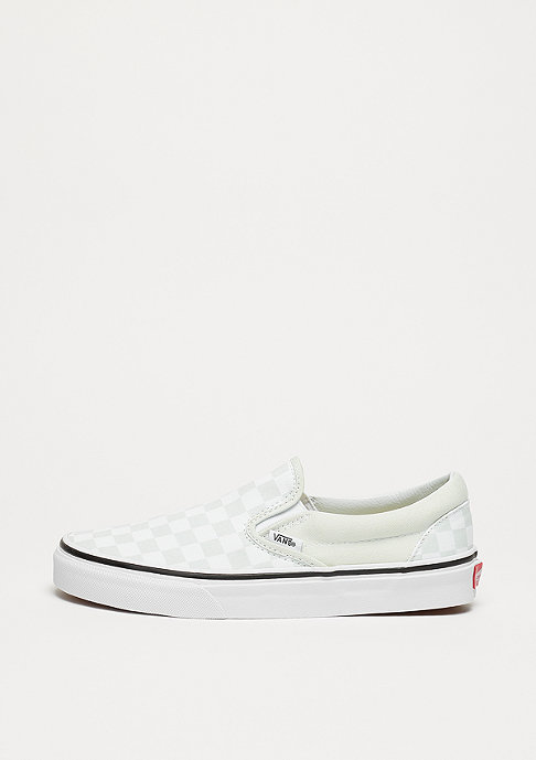 VANS UA Classic Slip-On (Checkerboard) blue flower/true white