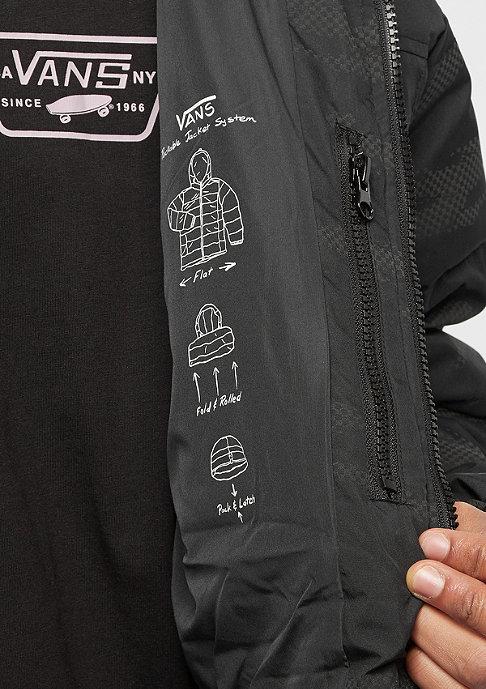 VANS Woodcrest MTE black reflective