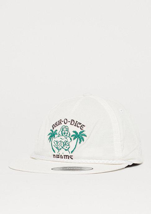 Volcom Pair-O-Dice white