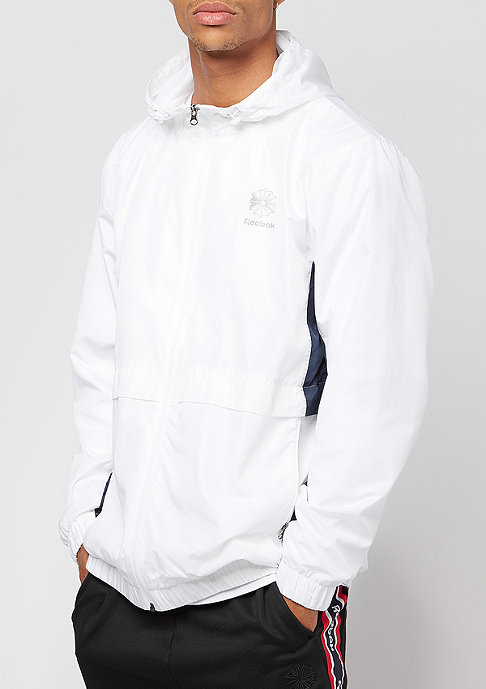 Reebok Windbreaker white