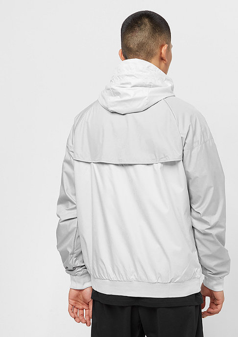 NIKE Windrunner Jacket pure platinum/wolf grey/pure platinum