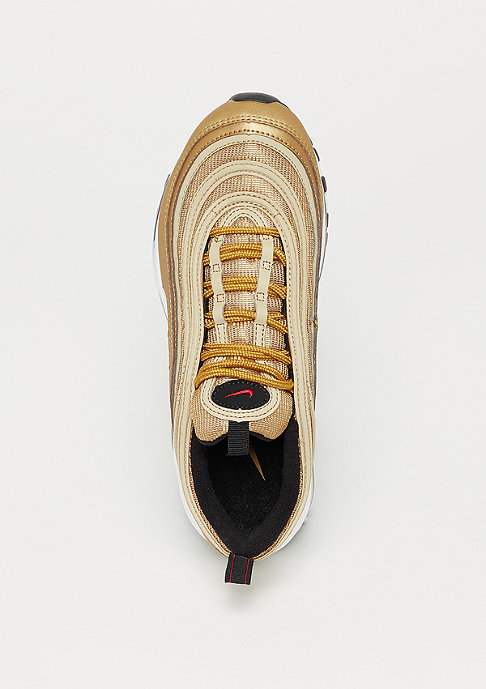 NIKE Wmns Air Max 97 OG metallic gold/varsity red-white-black
