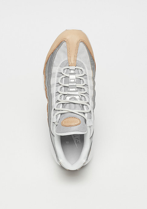 NIKE Beautiful x Powerful Wmns Air Max 95 pure platinum/metallic silver-white