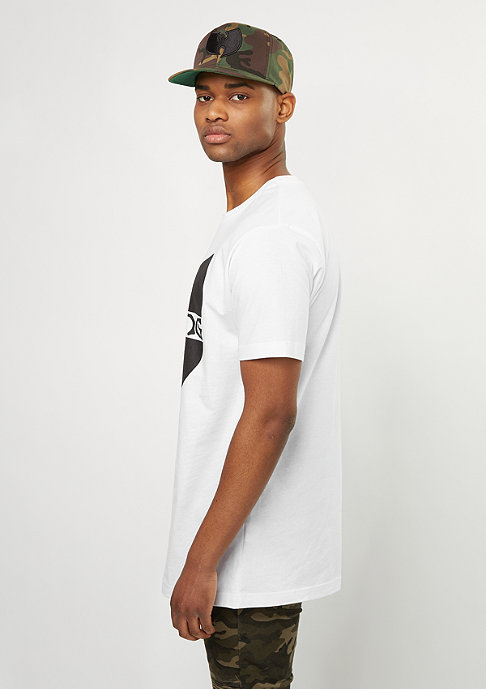 Wu-Wear T-Shirt Wu-Logo white/black