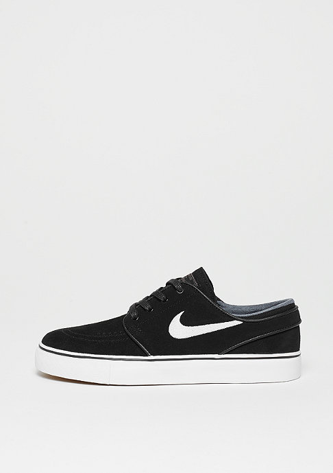 NIKE SB Zoom Stefan Janoski black/white-thunder grey-gum light brown