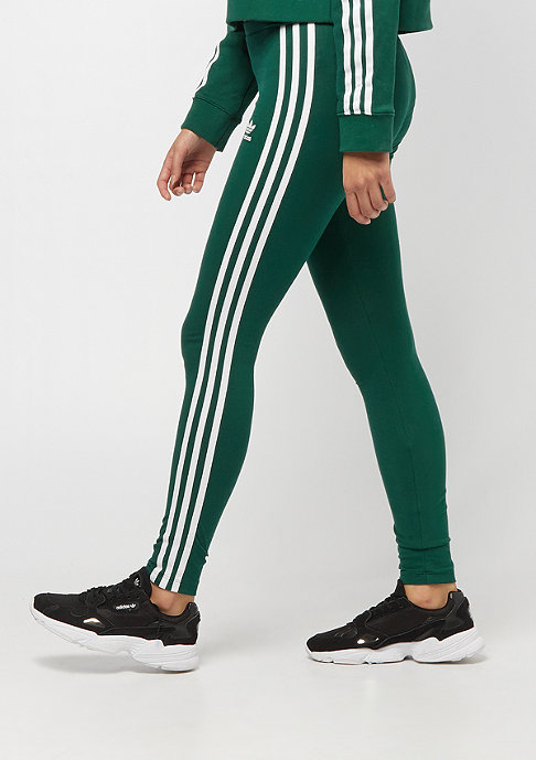adidas 3 STR Tight collegiate green