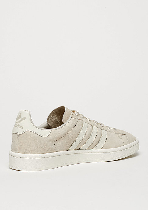 adidas Campus clear brown/off white/chalk white