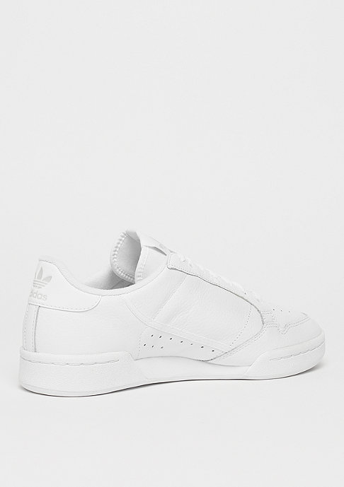 adidas Continental 80 ftwr white/ftwr white/grey one F17