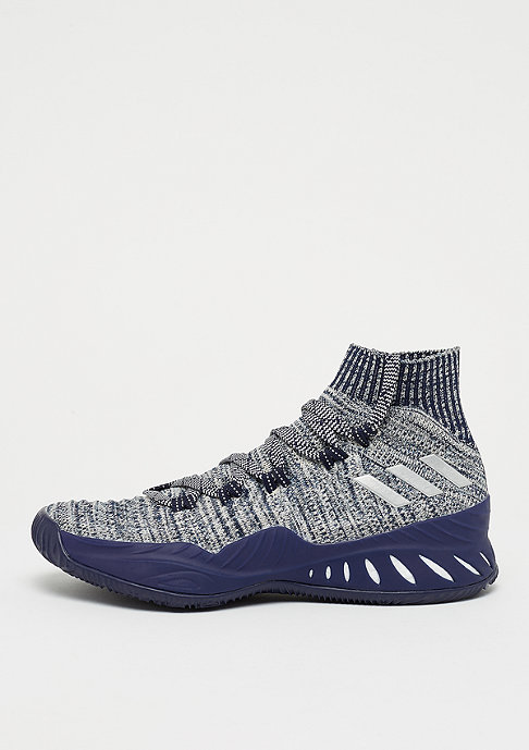 adidas Basketball Crazy Explosive grey/hi-res green/dark navy