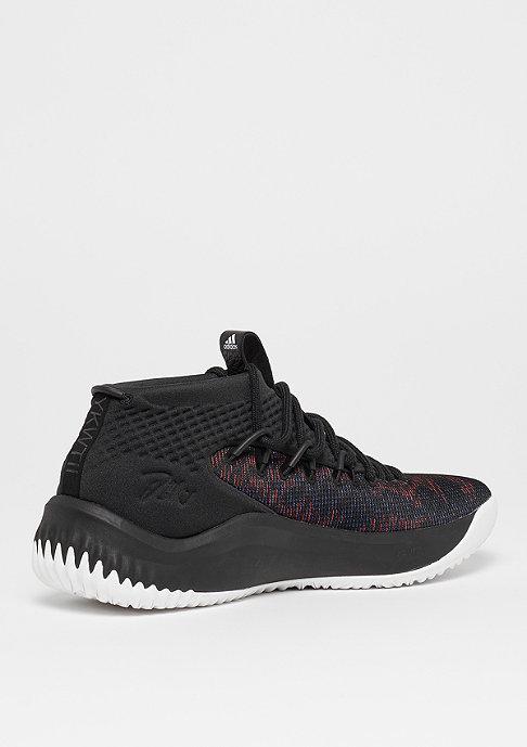 adidas Basketball Dame 4 core black/white/core black