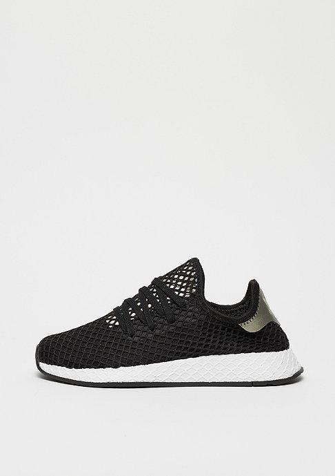 adidas Deerupt core black/core black/tech silver metallic