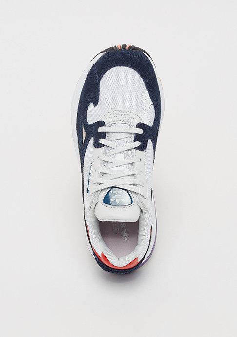 adidas Falcon ftwr white/crystal white/collegiate navy