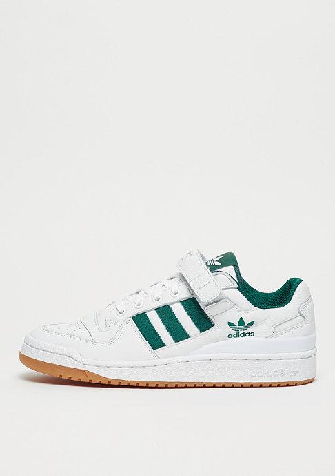 adidas Forum Lo white/collegiate green/gum