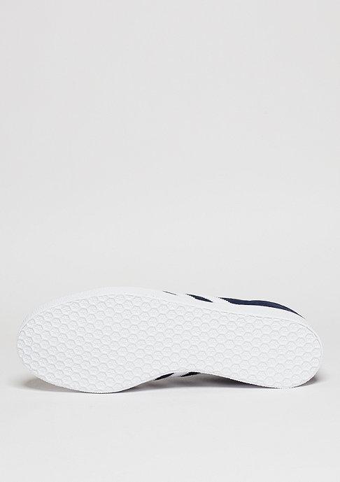 adidas Gazelle collegiate navy/white/gold metallic