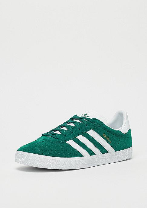 adidas Gazelle noble green/ftwr white/noble green