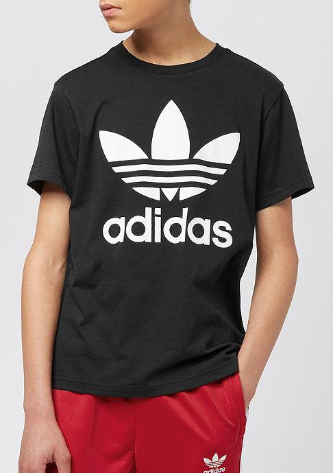 adidas Kids Trefoil black/white