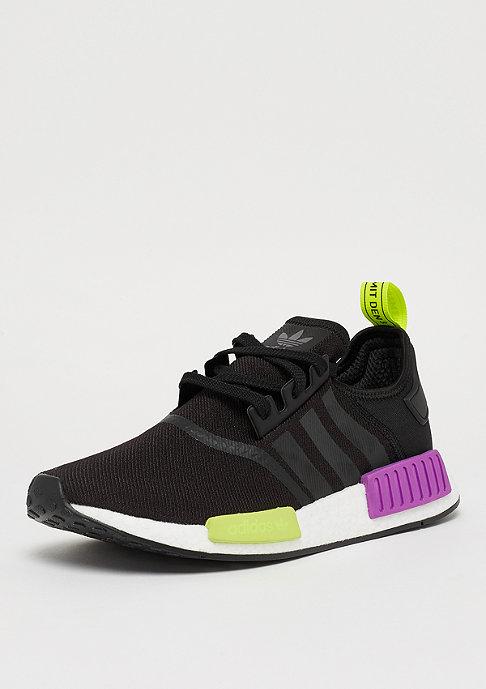 adidas NMD_R1 core black/core black/shock purple