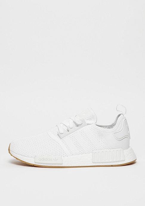 adidas NMD_R1 ftwr white/ftwr white/gum 3