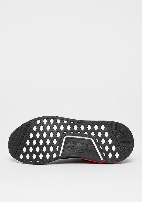 adidas NMD_R1 core black/core black/lush red