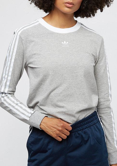 adidas 3 Stripes medium grey heather