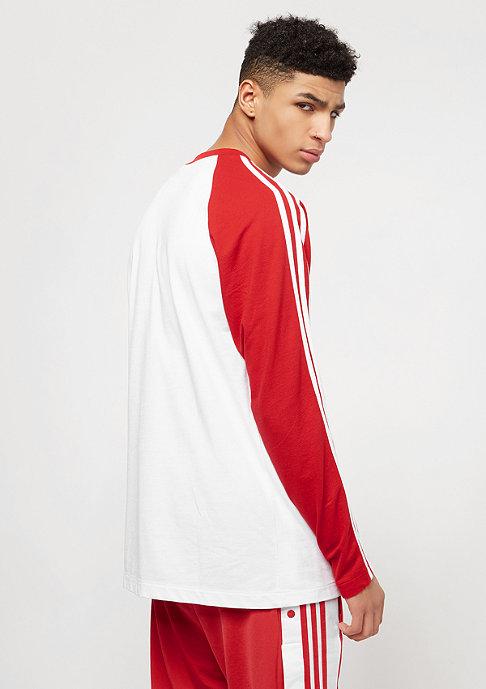 adidas 3-Stripes scarlet