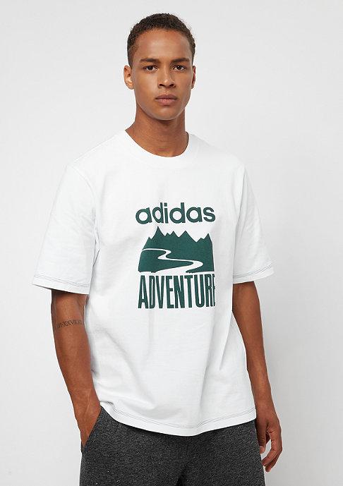 adidas Adventure white