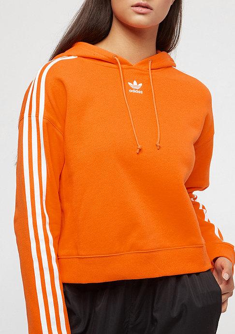 adidas Cropped bahia orange