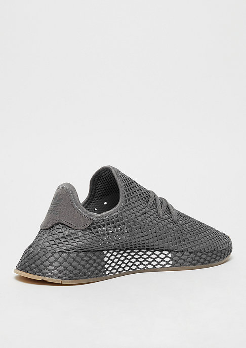 adidas Deerupt Runner grey three/grey four/ftwr white