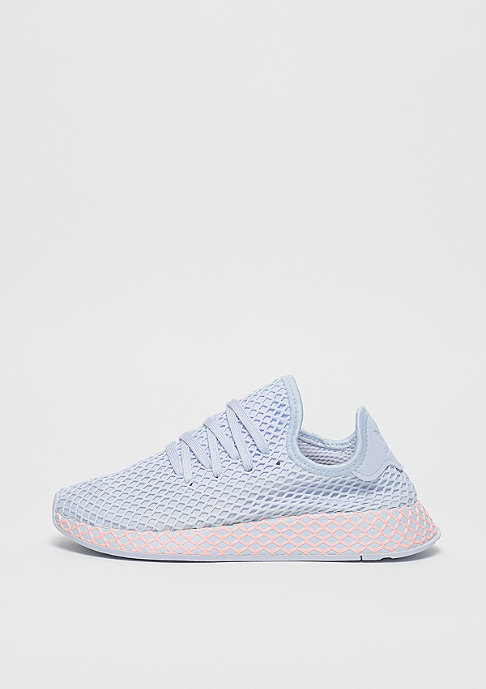adidas Deerupt aero blue/aero blue/clear orange