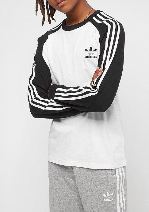 adidas Junior California white/black/white